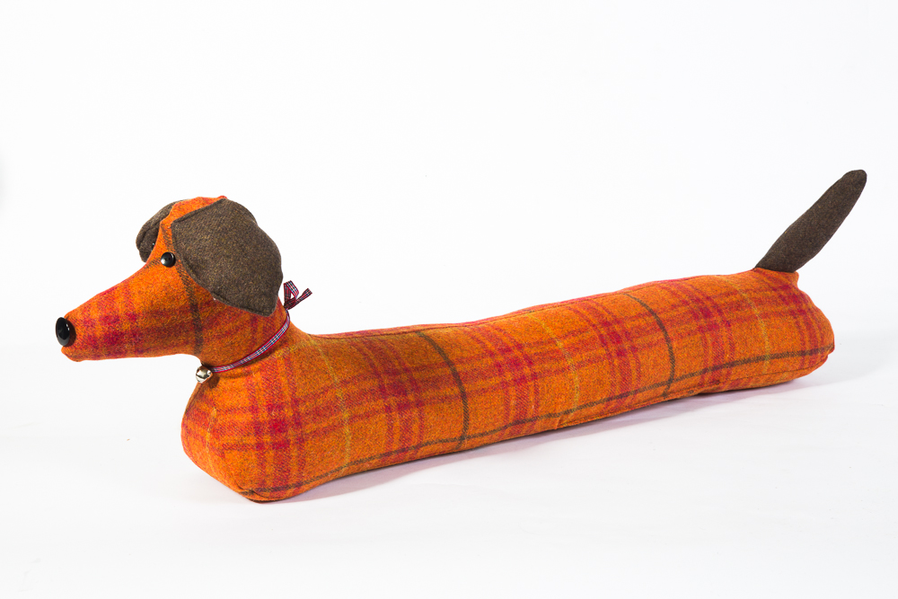 How To Make A Scottie Dog Draught Excluder